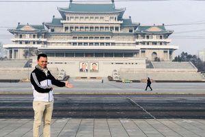 Hướng dẫn viên Việt kể lại chuyện 'ly kỳ' khi du lịch ở Triều Tiên