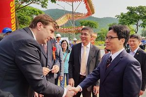 Phó Thủ tướng Vũ Đức Đam chúc mừng Đà Nẵng có Khu CNTT lớn nhất cả nước