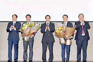 Bộ Tài chính bổ nhiệm Cục trưởng Cục Thuế Hà Nội