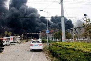 Trung Quốc: Điều tra các vụ nổ nhà máy hóa chất