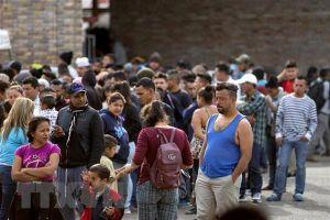 Người di cư trái phép Trung Mỹ sang Mỹ không thuộc trách nhiệm Mexico