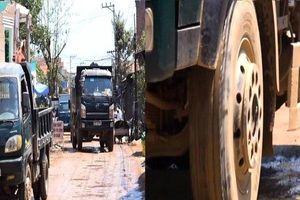Quảng Nam: Xe tải 'cày phá', người dân 'than trời' vì ô nhiễm