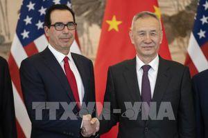 Mỹ và Trung Quốc kết thúc vòng đàm phán thương mại mới nhất tại Bắc Kinh