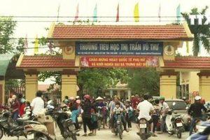 Thái Bình: Một học sinh tử vong vì cúm, gần 500 học sinh nghỉ học vì sợ lây