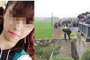 Công an lên tiếng về thông tin nữ sinh ở Nam Định tử vong dưới mương bị sát hại