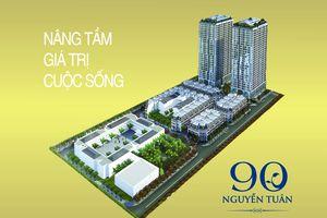 Dự án nhà ở 90 Nguyễn Tuân: Chốn bình yên trở về sau bộn bề cuộc sống