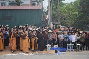 Khởi tố vụ xe khách đâm đoàn đưa tang tại Vĩnh Phúc