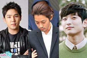 Kang in(Super Junior), Jinwoon(2AM) bị nghi phát tán video đồi trụy cùng Jung Jun Young?