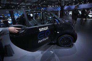 Daimler AG liên doanh cùng hãng xe Geely sản xuất mẫu ô tô điện Smart tại Trung Quốc