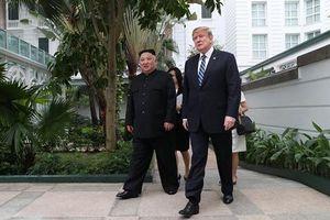 Tiết lộ: Ông Kim gửi thư cho ông Trump trước thềm Thượng đỉnh ở Hà Nội