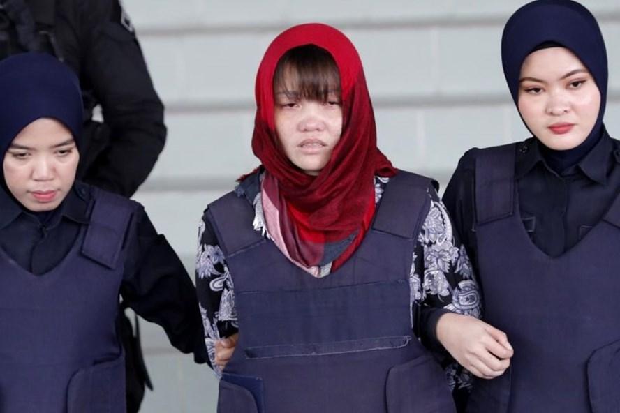 Điều gì sẽ xảy ra với Đoàn Thị Hương trong phiên tòa ngày 1/4?