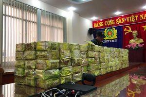 Đường dây vận chuyển hơn 1 tấn ma túy vào Việt Nam: Bắt giữ 7 nghi phạm