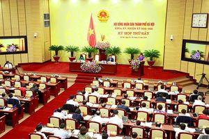 HĐND thành phố Hà Nội tổ chức kỳ họp bất thường vào tháng 4-2019
