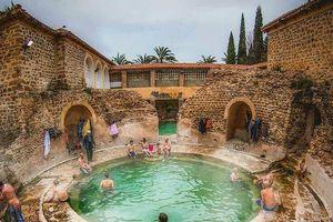 Nhà tắm 2.000 năm tuổi vẫn hoạt động đến ngày nay