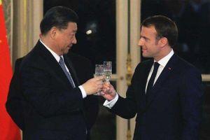 Châu Âu trước sức cám dỗ của Trung Quốc