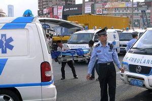 Lại nổ nhà máy tại miền Đông Trung Quốc, ít nhất 5 người thiệt mạng