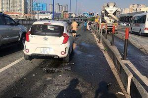 CSGT điểm danh 5 đường nhiều tai nạn ở TP.HCM