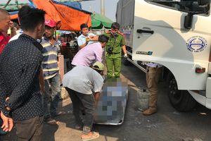 Phụ xe tải tử vong bất thường trên đường đi nhận hàng ở Sài Gòn
