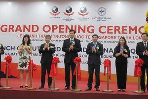 Xuất hiện khu phức hợp giáo dục quy mô lớn nhất tỉnh Quảng Ninh