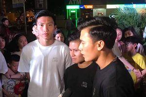 Quang Hải và dàn sao ĐT Việt Nam tham gia Lễ hội Tắt đèn 2019