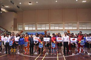 Khai mạc giải thể thao sinh viên Việt Nam