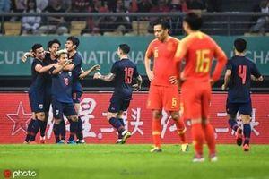 Bóng đá Trung Quốc phải chấp nhận thực tế tụt hậu so với Việt Nam