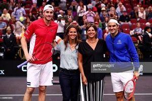 Roger Federer gặp John Isner tại chung kết Miami Open