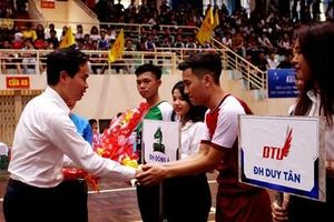 Khai mạc giải thể thao sinh viên Việt Nam mùa thứ 7