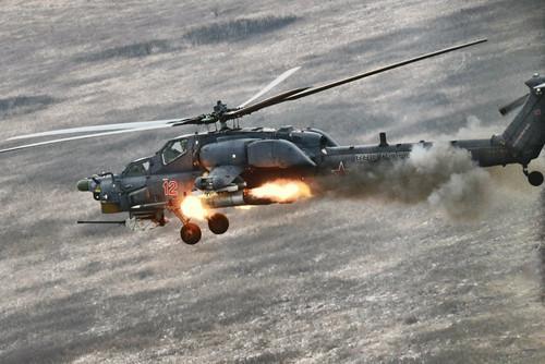 Chấn động: Trực thăng Nga có thể diệt tăng NATO cách 25km