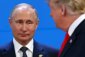 Mỹ chuẩn bị 'tấn công' Nga bằng các lệnh trừng phạt mới