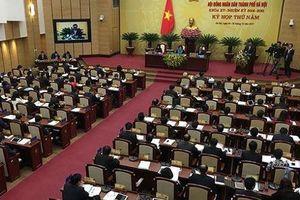 HĐND TP Hà Nội sắp tổ chức kỳ họp bất thường, thực hiện công tác nhân sự