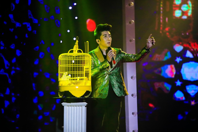 Lê Vũ Phương - Chàng trai đi thi hát nhiều hơn cả Đàm Vĩnh Hưng