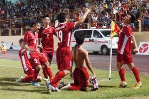 Video bàn thắng U19 Việt Nam 1-0 U19 Thái Lan
