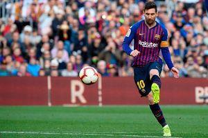 Messi hóa siêu nhân, Barca chờ ngày vô địch