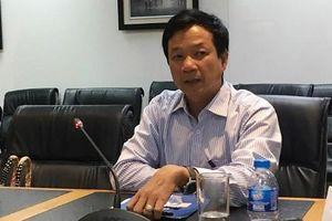 Tổng giám đốc Eximbank: 'Ông Lê Minh Quốc không có quyền khởi kiện'