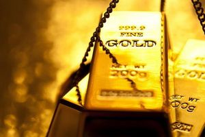 Cuối quý 1/2019, giá vàng để mất mốc 1.300USD/ounce