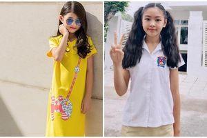 Nhan sắc 'không đùa được đâu' của những công chúa nhà sao Việt