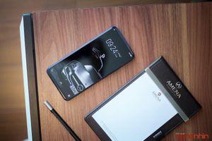 Mở hộp Vivo V15: hoàn thiện tốt, camera thò thụt thú vị