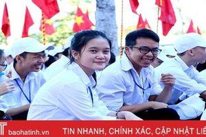 Trường THPT Chuyên Hà Tĩnh tuyển 320 chỉ tiêu vào lớp 10 năm học 2019 - 2020