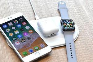 Apple thừa nhận thất bại, tuyên bố dừng phát triển bộ sạc AirPower