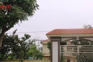 Bí thư Huyện ủy ở Thanh Hóa trần tình khi bố mẹ xây nhà trên đất nông nghiệp