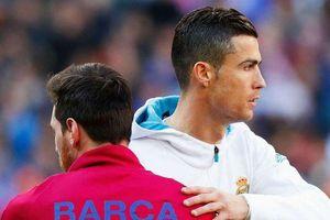 Messi thừa nhận rất nhớ C.Ronaldo