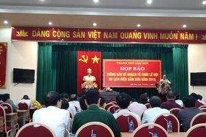 Lễ hội du lịch biển Sầm Sơn khai mạc vào ngày 13/4