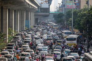 Thủ tướng ký lộ trình kiểm soát khí thải ôtô