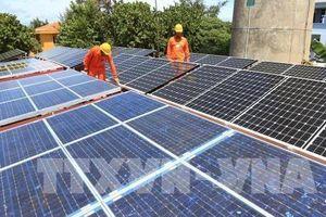 Licogi 16 được chấp thuận đầu tư Nhà máy điện mặt trời Solar Farm Nhơn Hải