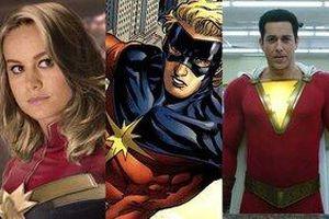 'Hại não' với Captain Marvel, Mar-Vell và Shazam! - Captain Marvel 'bản gốc' nhà DC