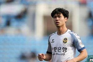 CLB Incheon United mang tin vui tới các fan của Công Phượng