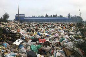 Thanh Hóa: Dân khóc vì rác ngập đầu
