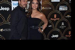Shah Rukh Khan và Gauri Khan giành giải Sành điệu nhất năm 2019 của Ấn Độ
