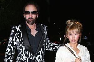 Nicolas Cage kết hôn và ly hôn chỉ có 4 ngày ở Las Vegas